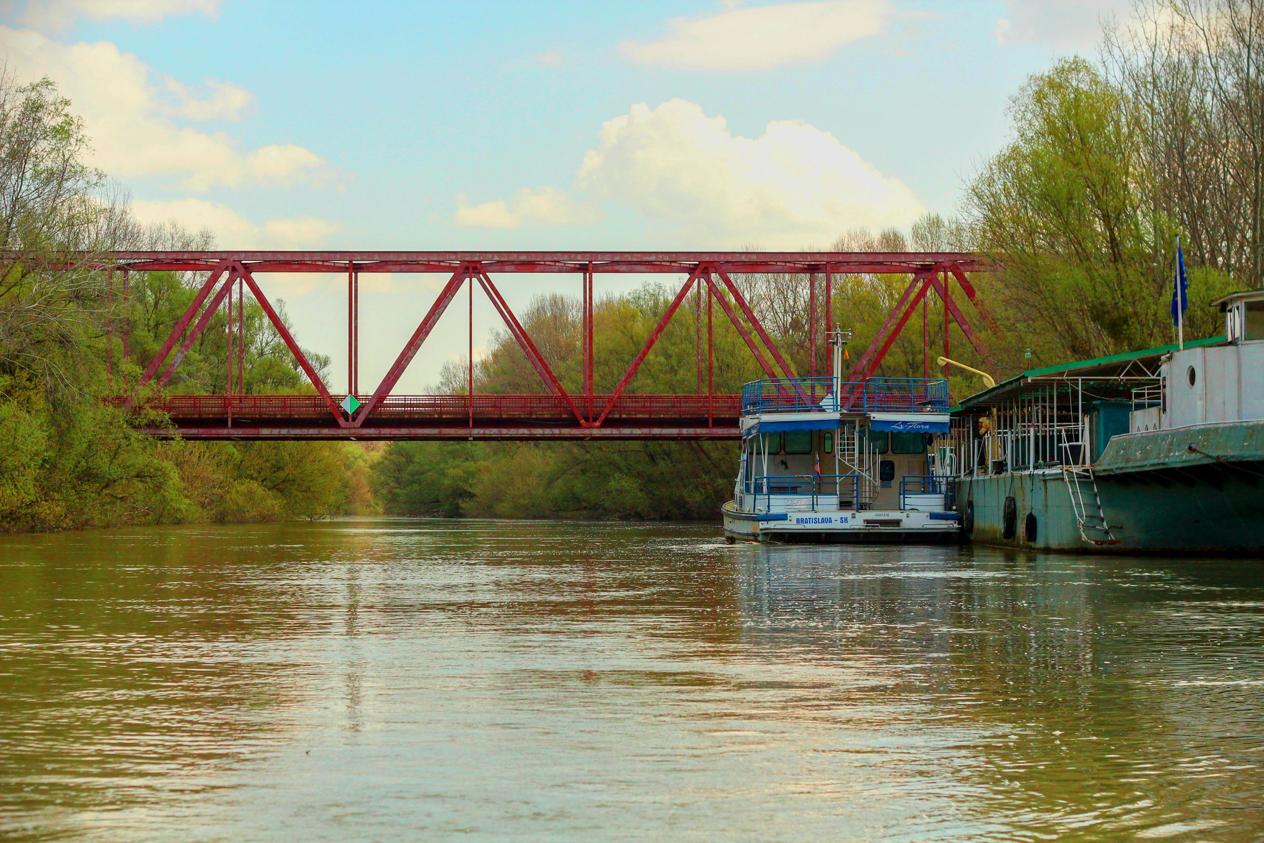 Projekt TID(Y)UP: Čistejšia rieka Bodrog