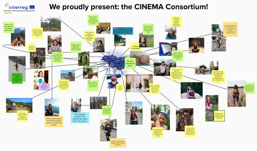 cinema projekt